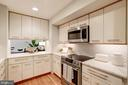 New Bosch stainless steel appliances - 2002 TURTLE POND DR, RESTON