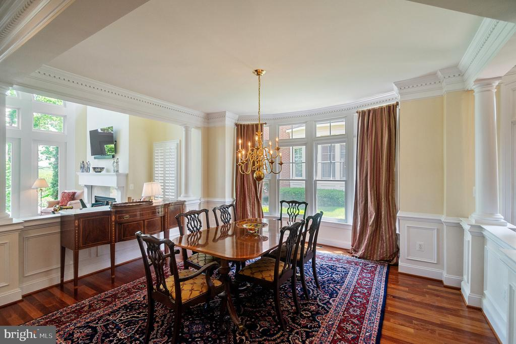 Formal Dining Room - 18318 FAIRWAY OAKS SQ, LEESBURG