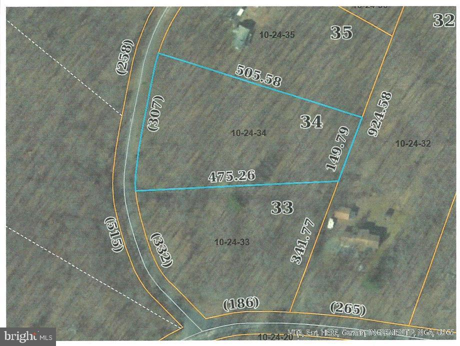 Land for Sale at Kerns School Rd Springfield, West Virginia 26763 United States