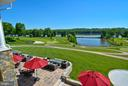 View from River Creek Club - 18318 FAIRWAY OAKS SQ, LEESBURG