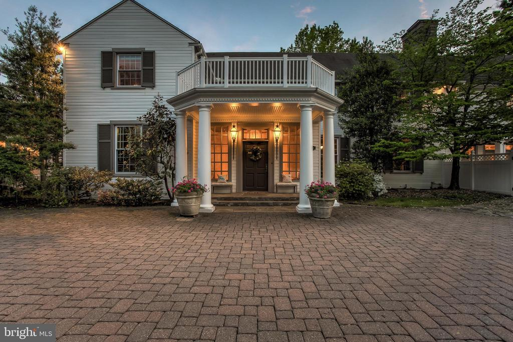 Main Entry - 115 WOODHOLME AVE, BALTIMORE