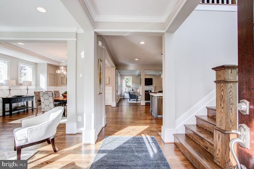 Foyer - This is an example picture! - 9514 FOREST RD, BETHESDA