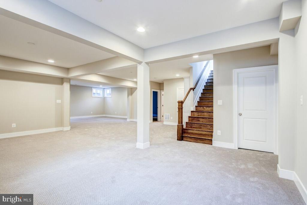 Recreation Room - This is an example picture! - 9514 FOREST RD, BETHESDA