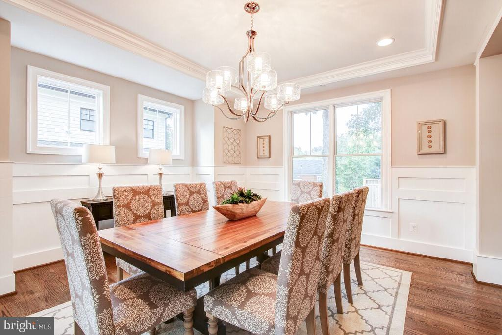 Dining Room - This is an example picture! - 9514 FOREST RD, BETHESDA