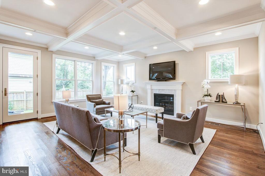Family Room - This is an example picture! - 9514 FOREST RD, BETHESDA