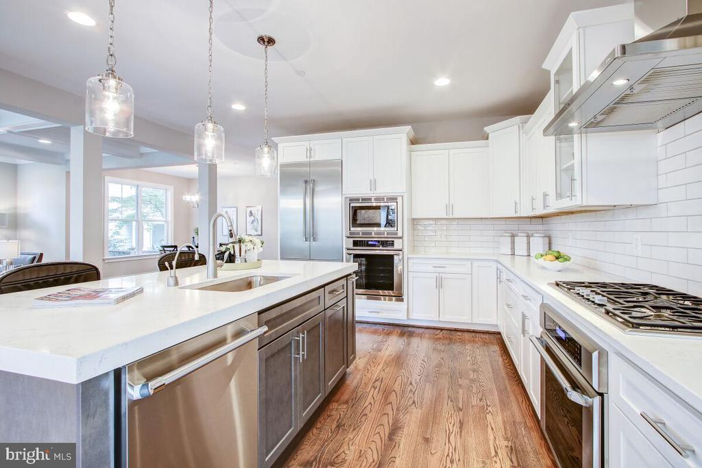 Kitchen - This is an example picture! - 9514 FOREST RD, BETHESDA