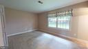 Large master bedroom - 307 S KENNEDY RD, STERLING