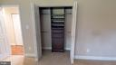 Custom closet organizers throughout - 307 S KENNEDY RD, STERLING