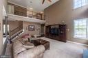 Living Room Overlook - 187 HEWITT, MARTINSBURG