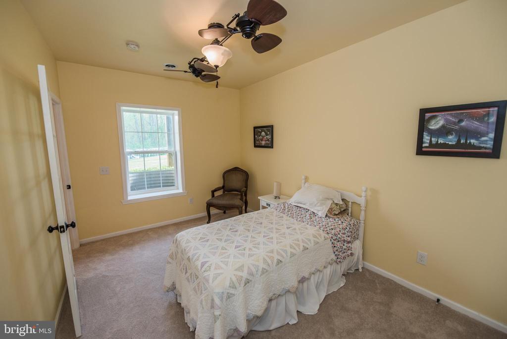 Bedroom on the lower level - 187 HEWITT, MARTINSBURG
