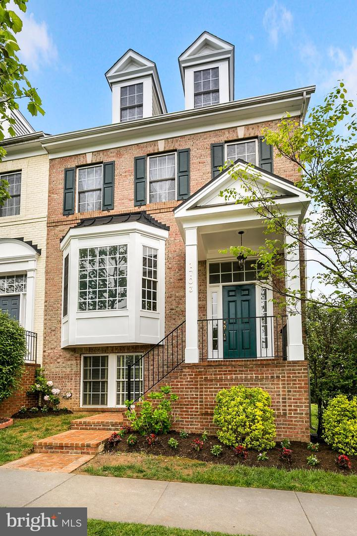 Single Family for Sale at 1703 Piccard Dr Rockville, Maryland 20850 United States