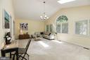 Spacious Family Room With Cathedral Ceiling - 2337 N VERMONT ST, ARLINGTON