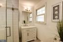 Updated Spa Like Master Bath - 2337 N VERMONT ST, ARLINGTON
