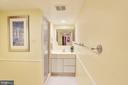 Renovated Lower Level Full Bath - 2337 N VERMONT ST, ARLINGTON