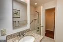 Renovated Hall Bath - 2337 N VERMONT ST, ARLINGTON