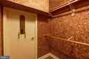 Cedar Closet In Office/Den/Study - 2337 N VERMONT ST, ARLINGTON