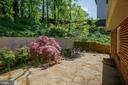 Stone Patio - 2337 N VERMONT ST, ARLINGTON