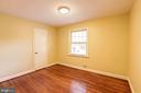 Third Main Level Bedroom - 2337 N VERMONT ST, ARLINGTON