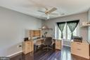 who needs the office when you have one like this - 4045 LAKE GLEN RD, FAIRFAX
