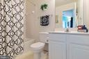 2 en-suite bathrooms upstairs - 115 MEADOWS LN, ALEXANDRIA