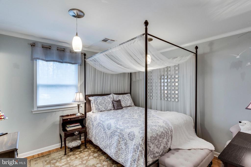 Princess suite w/en suite bath - 3703 MACGREGOR CT, ANNANDALE