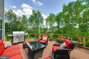Large Composite Deck With Beautiful Views - 5719 PINEY GLADE RD, FREDERICKSBURG