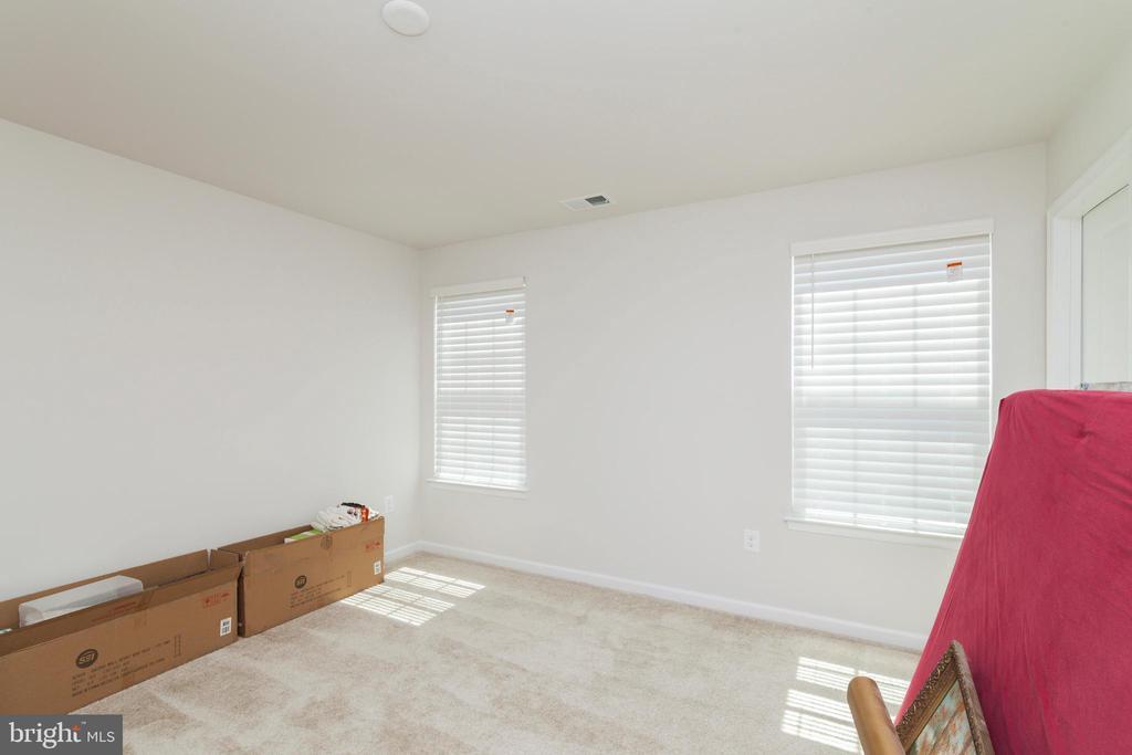 Bedroom #4 W/ Walk In Closet - 5719 PINEY GLADE RD, FREDERICKSBURG