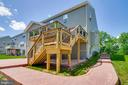 Gorgeous Deck & Stamped Concrete Patio - 5719 PINEY GLADE RD, FREDERICKSBURG