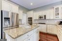 Custom Cabinetry w/ Glass Front Detailing - 43603 CATCHFLY TER, LEESBURG