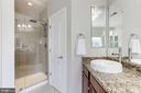 Frameless Door Stall Shower - 43603 CATCHFLY TER, LEESBURG
