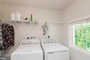 Upstairs Laundry Room - 5719 PINEY GLADE RD, FREDERICKSBURG