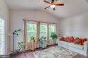 Morning Rm Off Kitchen W/ French Doors - 5719 PINEY GLADE RD, FREDERICKSBURG