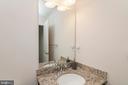 Vanity In Bath Off Bedroom #2 - 5719 PINEY GLADE RD, FREDERICKSBURG