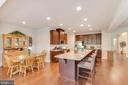 Plenty Of Space To Entertain  W/ Gourmet Island - 5719 PINEY GLADE RD, FREDERICKSBURG