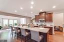 Gorgeous Open Floor Plan - 5719 PINEY GLADE RD, FREDERICKSBURG