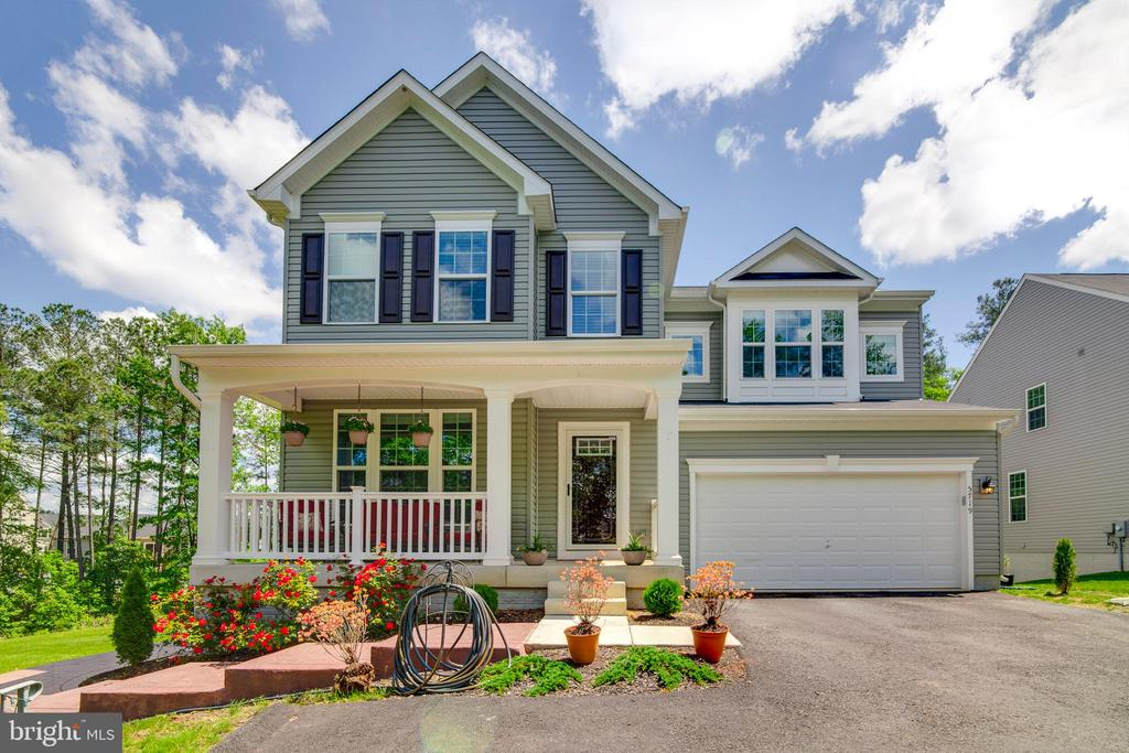 Welcome Home to 5719 Piney Glade Rd - 5719 PINEY GLADE RD, FREDERICKSBURG