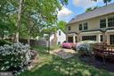 BACKYARD - 13466 POINT PLEASANT DR, CHANTILLY
