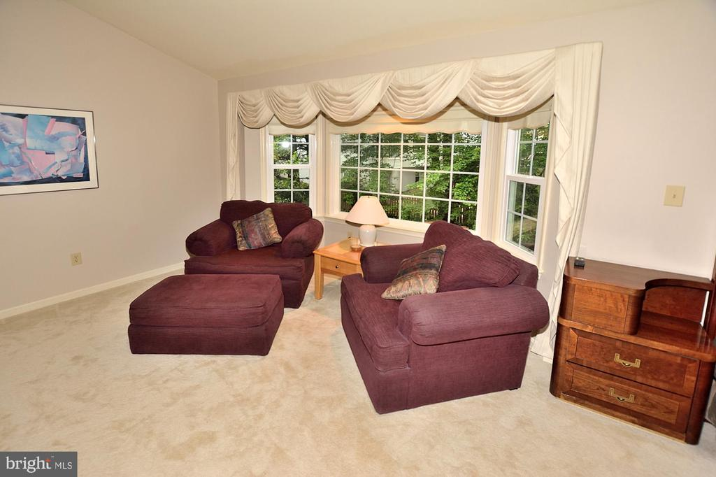 SITTING AREA - 13466 POINT PLEASANT DR, CHANTILLY