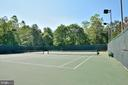 COMMUNITY TENNIS COURTS - 13466 POINT PLEASANT DR, CHANTILLY