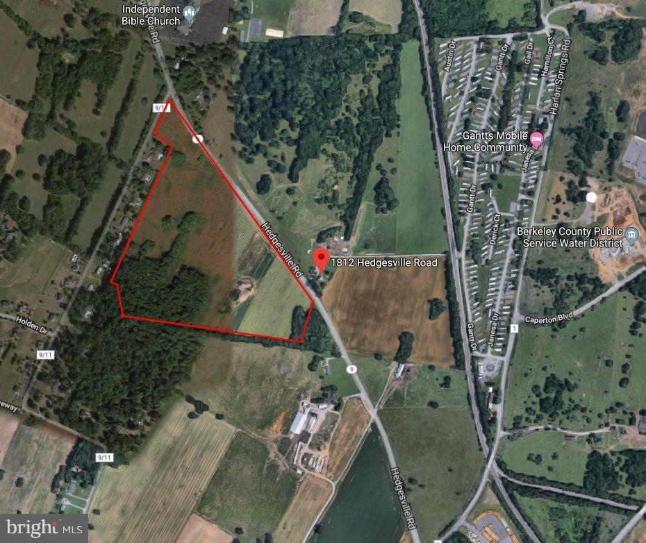 土地 のために 売買 アット Martinsburg, ウェストバージニア 25403 アメリカ