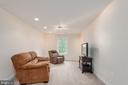 Upper level Family Room - 2843 GARRISONVILLE RD, STAFFORD