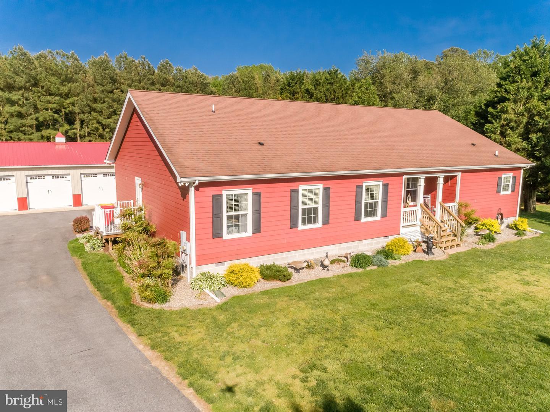 Villa per Vendita alle ore Bridgeville, Delaware 19933 Stati Uniti