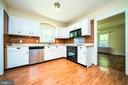 Remodeled Kitchen - 4024 MEADOWVIEW DR, SUITLAND
