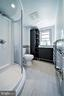 Renovated Master Bath - 4024 MEADOWVIEW DR, SUITLAND