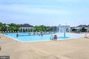 Community Pool W/ Kids Play Area & Covered Seating - 5719 PINEY GLADE RD, FREDERICKSBURG