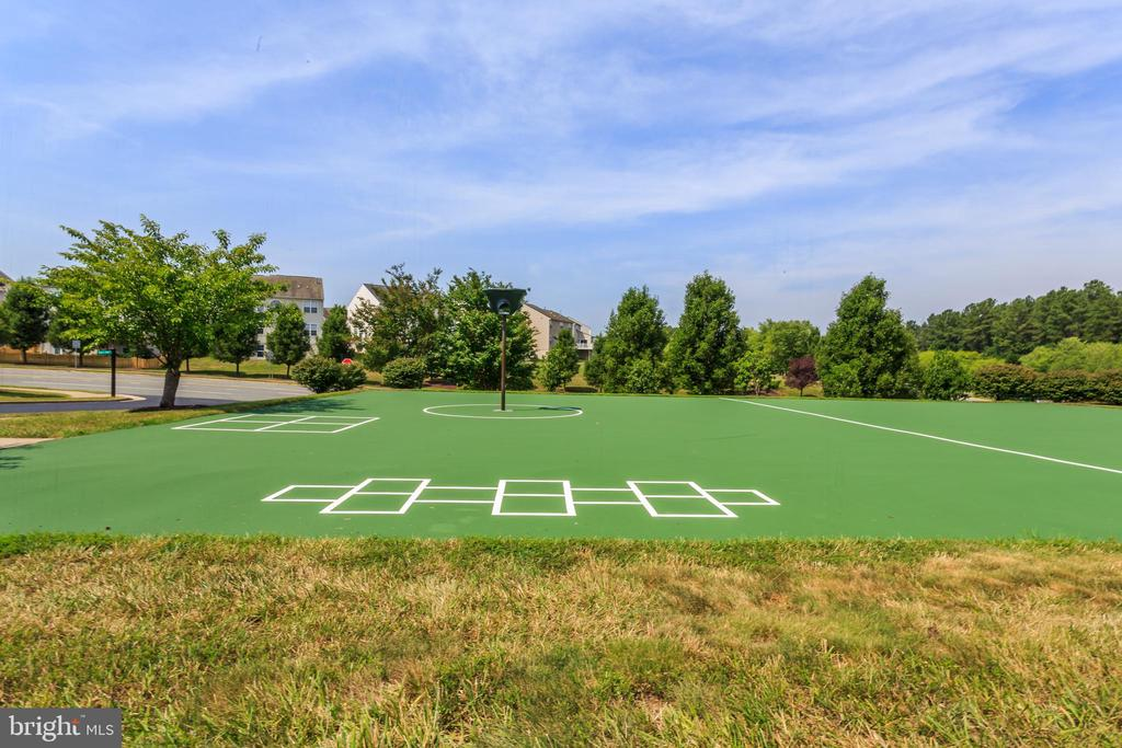 Community Sports Court - 5719 PINEY GLADE RD, FREDERICKSBURG