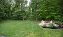 Rare Flat & Large Backyard Backing to Parkland - 6203 FOXCROFT RD, ALEXANDRIA