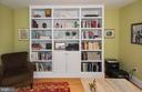 Study with Built-ins - 6203 FOXCROFT RD, ALEXANDRIA
