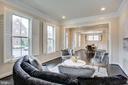 Spacious Living Room - 20650 HOLYOKE DR, ASHBURN