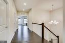 Spacious Hallway - 20650 HOLYOKE DR, ASHBURN